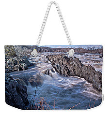 Great Falls Virginia Weekender Tote Bag