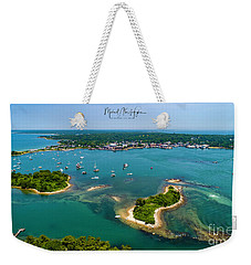 Great Harbor Weekender Tote Bag