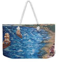 Great Lakes Pirates Weekender Tote Bag