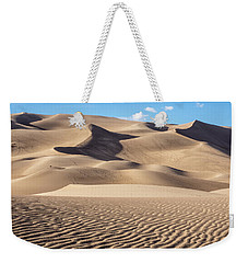 Great Sand Dunes National Park In Colorado Weekender Tote Bag