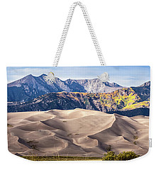 Great Sand Dunes Of Southern Colorado Weekender Tote Bag