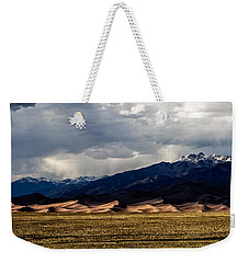 Great Sand Dunes Panorama Weekender Tote Bag