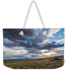 Great Sand Dunes Stormbreak Weekender Tote Bag