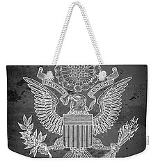 Great Seal Of The United States Of America Weekender Tote Bag