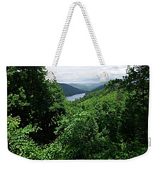 Great Smoky Mountains Weekender Tote Bag
