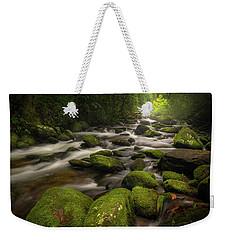 Great Smoky Mountains Roaring Fork Weekender Tote Bag