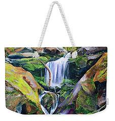 Great Smoky Waterfall Weekender Tote Bag
