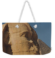 Great Sphinx Of Giza Weekender Tote Bag