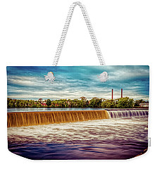 Great Stone Dam Weekender Tote Bag