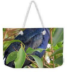 Great-tailed Grackle Weekender Tote Bag