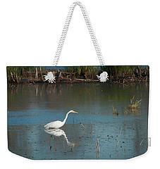Great White Egret 2 Weekender Tote Bag