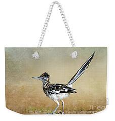 Greater Roadrunner 2 Weekender Tote Bag by Betty LaRue