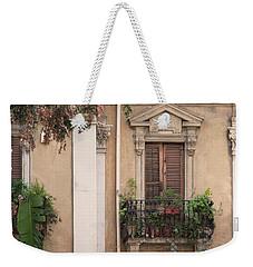 Grecian Courtyard Weekender Tote Bag
