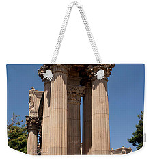 Greek Architecture Weekender Tote Bag