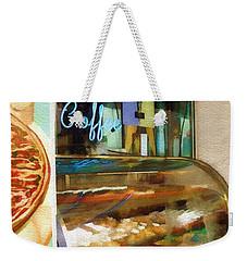 Greek Coffee Weekender Tote Bag