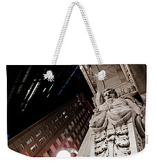 Greek God Weekender Tote Bag
