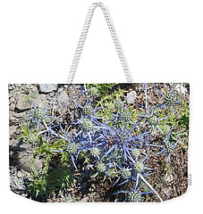 Greek Spiky Plant Weekender Tote Bag