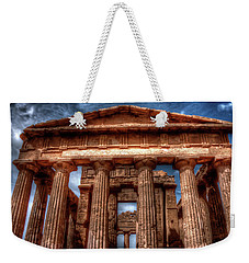 Temple Of Concord  Weekender Tote Bag