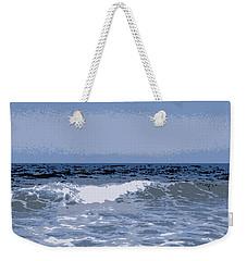 Greek Waves - 1 Weekender Tote Bag