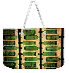 Green Bottles Weekender Tote Bag