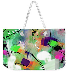 Green Day Weekender Tote Bag