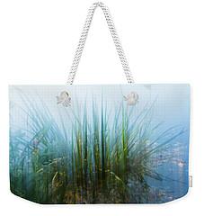Morning At The Lake Weekender Tote Bag