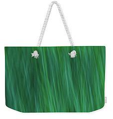 Green Fire 4 Weekender Tote Bag