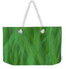 Green Fire 8 Weekender Tote Bag
