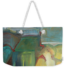 Green Green Grass Of Home Weekender Tote Bag