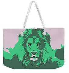 Green King Weekender Tote Bag