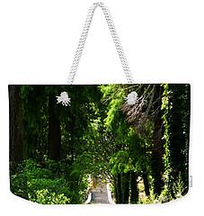 Green Lombardy Weekender Tote Bag
