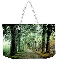Green Magic Weekender Tote Bag by Annie Snel