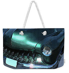 Green Mercury Custom Weekender Tote Bag