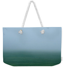 Green Mist Wonder Weekender Tote Bag