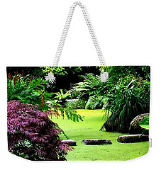 Green Pond Weekender Tote Bag