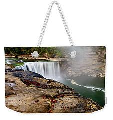 Green River Falls Weekender Tote Bag