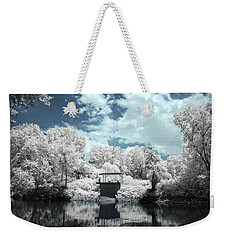 Green River Ir Weekender Tote Bag