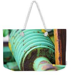 Green Spring Weekender Tote Bag