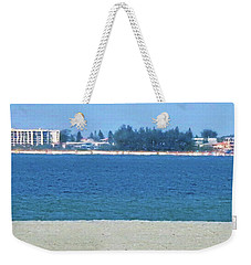 Green Umbrella Weekender Tote Bag