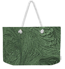 Green Wind Weekender Tote Bag