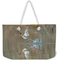 Green-winged Teal Duck Weekender Tote Bag