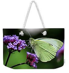 Green Wings Weekender Tote Bag
