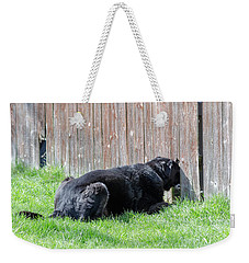 Greener Grass Weekender Tote Bag