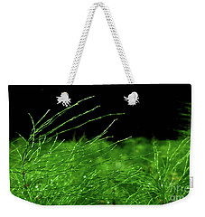 Greener On The Other Side. Weekender Tote Bag