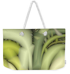 Greens Weekender Tote Bag by Ron Bissett