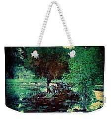 Greenscape Weekender Tote Bag
