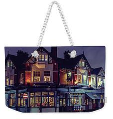 Greenwich Pub Weekender Tote Bag