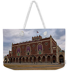 Greetings From Asbury Park Weekender Tote Bag