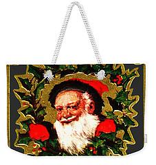 Greetings From Santa Weekender Tote Bag