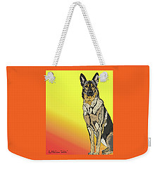 Gretchen In Digital Weekender Tote Bag